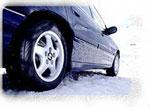 vozilo u snijegu