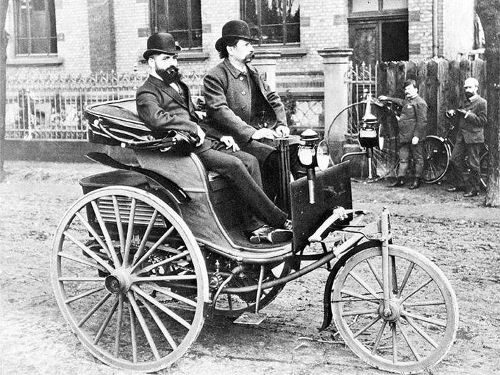 Первый автомобиль Бенца